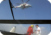 2009 - simulacro helicoptero